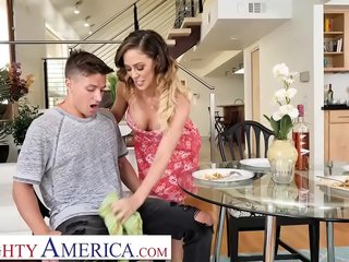 Naughty America - Cherie DeVille wants some young cock