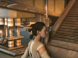 Star Wars The Force Inside Episode 2